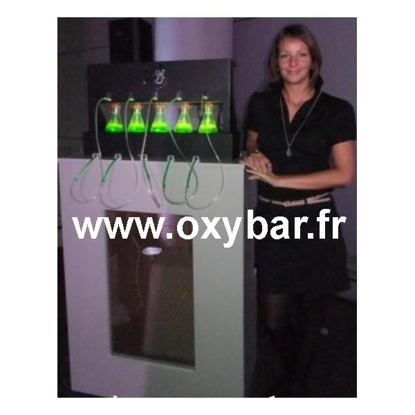 oxybar bar oxyg ne en location venir chercher. Black Bedroom Furniture Sets. Home Design Ideas